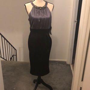 Cute cocktail dress.